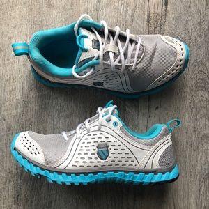 Women's K-Swiss running shoes
